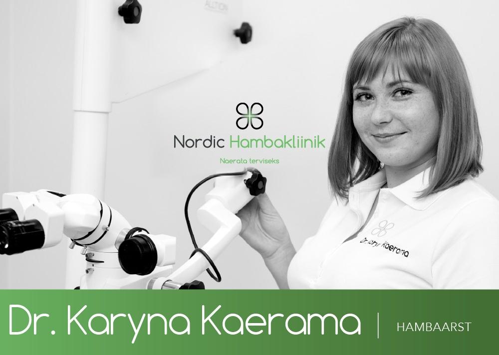 Dr Karyna Kaerama